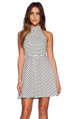 Find Me Guilty Halter Dress