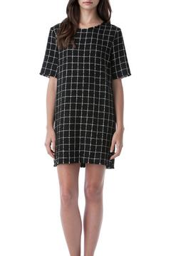 Checkered Mini Dress