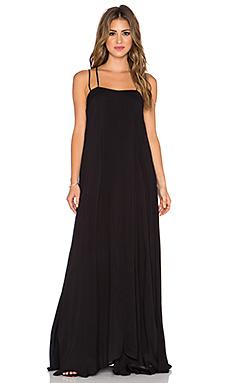 Shale Minimal Maxi Dress