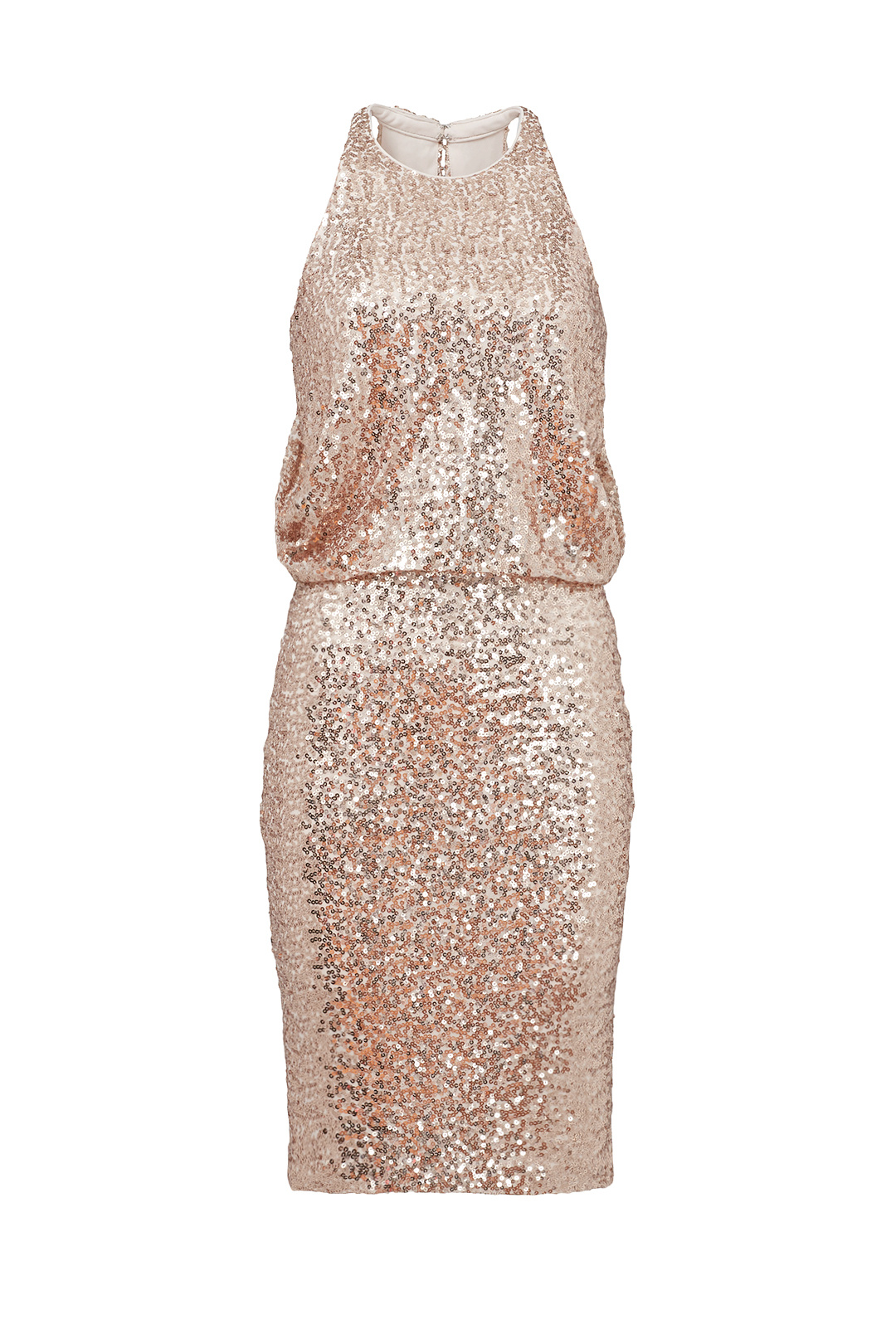 Badgley Mischka - Blush Maria Dress