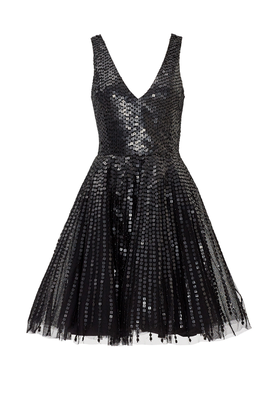 Parker - Black Theater Dress