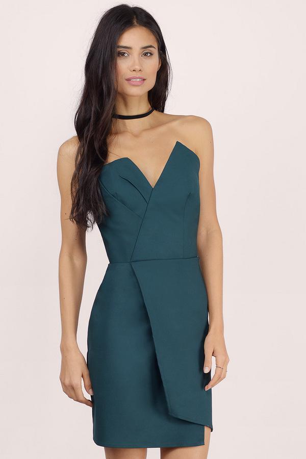 Whats Your Angle Mini Dress