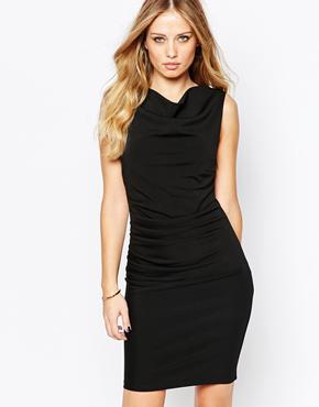 Y.a.s Laneway Ruched Pencil Dress